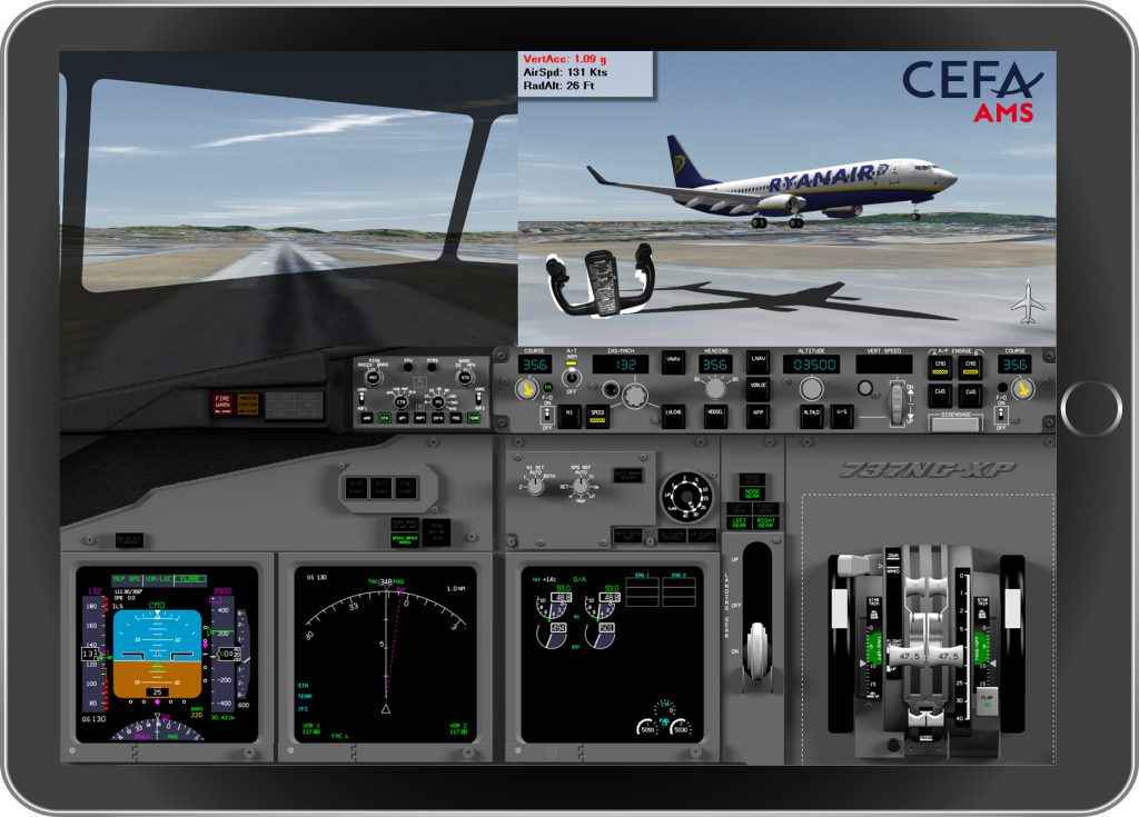 CEFA AMS, a new chapter in Ryanair pilot training