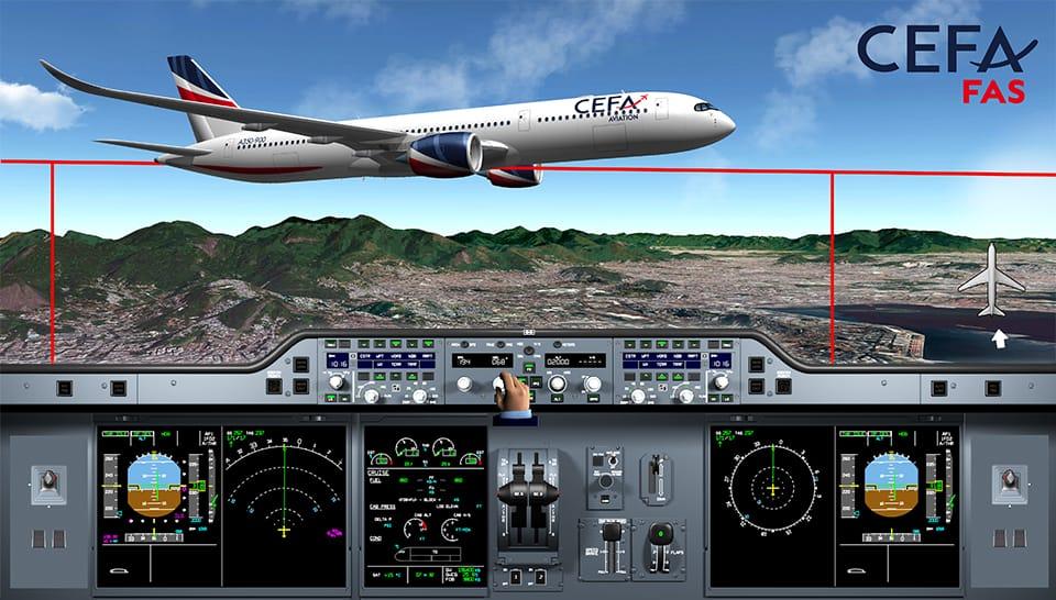 Le BEA fait confiance à l'expertise CEFA Aviation ! (French version)