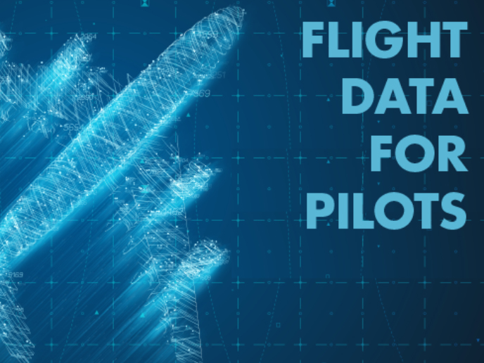 Flight data for pilots: a great plus to enhance flight safety