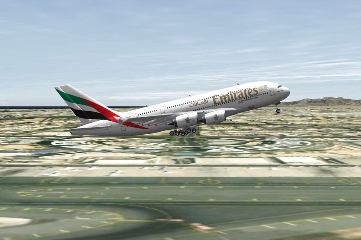 CEFA FAS-Emirates, new client