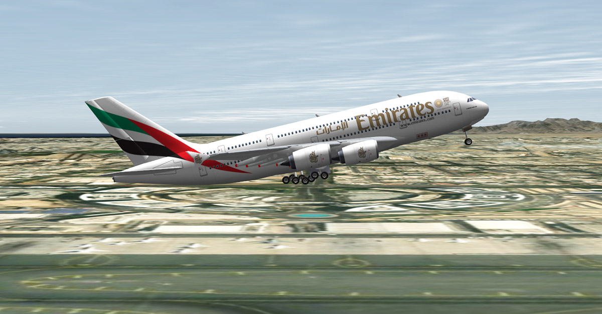 To constantly strengthen flight safety, Emirates selects CEFA Aviation's flight data animation software
