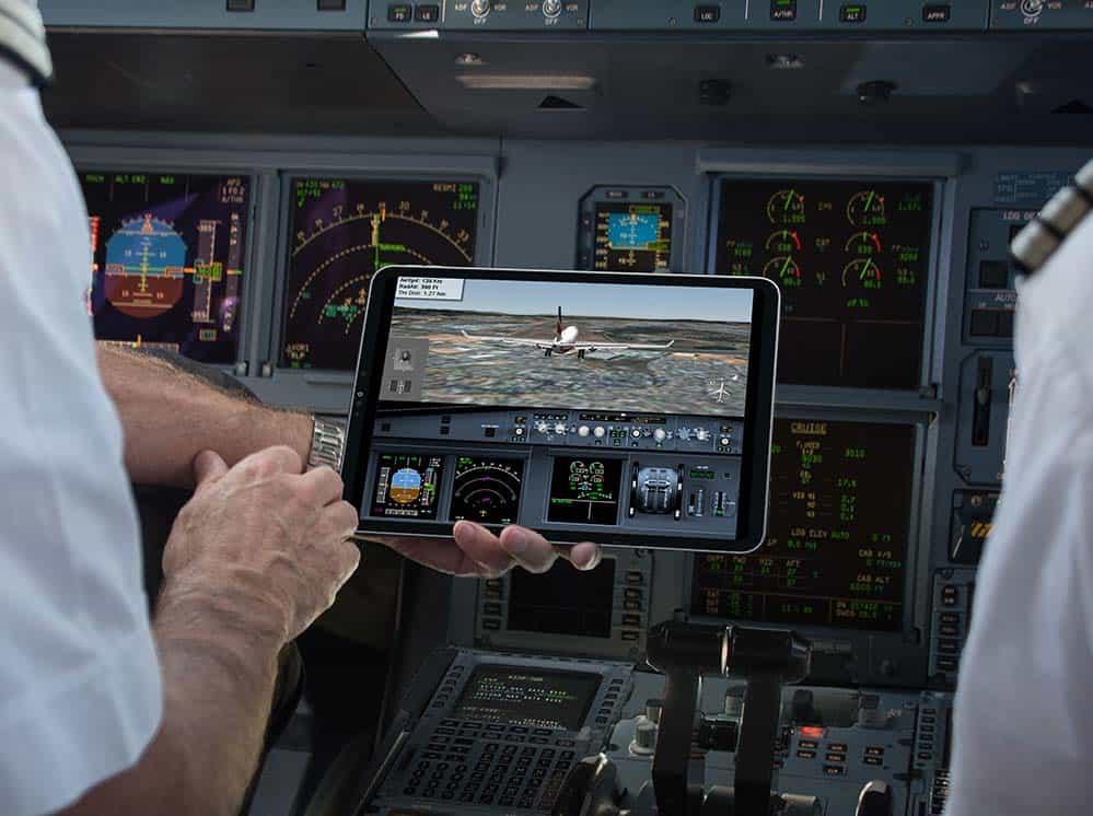 CEFA AMS_A330_Live