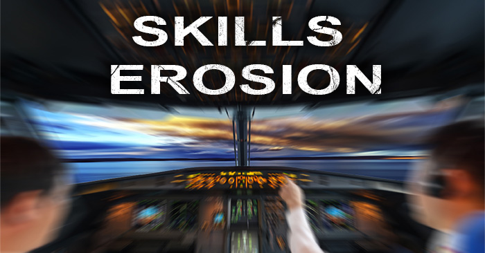 What next…How to mitigate some risk of losing flying skills?