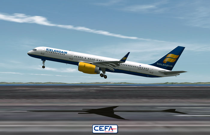 Icelandair selects CEFA FAS for replay and analysis of its FDM events