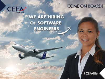 We are hiring software engineers! Come on board!
