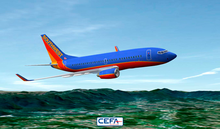 Southwest Airlines selects CEFA FAS for its FOQA needs