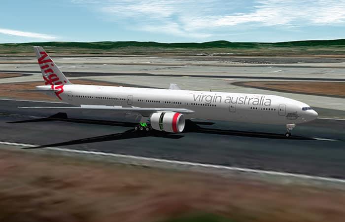 Virgin Australia chooses CEFA Flight Animation System for their FOQA program