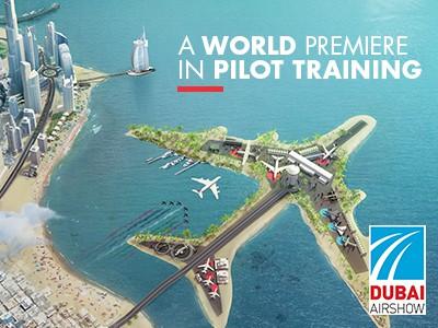 Pilot training: a breakthrough innovation unveiled at Dubai Airshow!