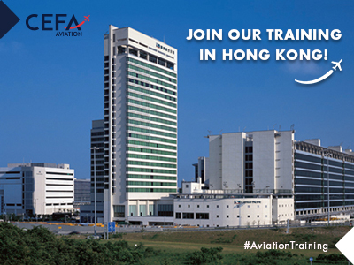 New training session – for the 1st time in Hong Kong at Cathay Pacific City