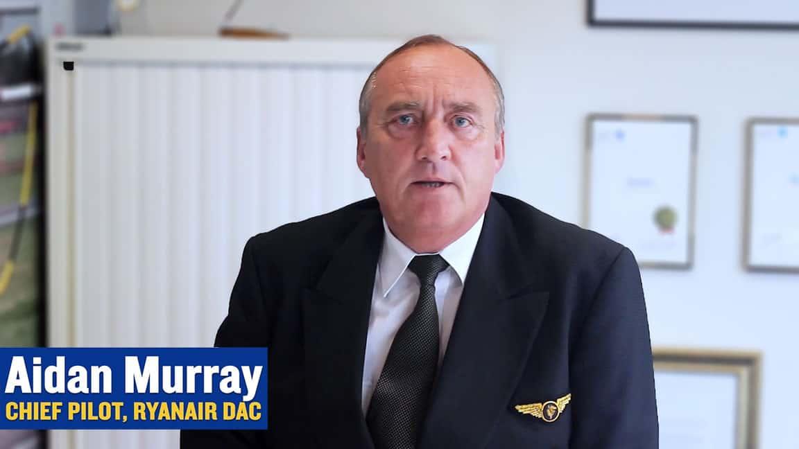 Ryanair provides flight replay capabilities to its 5,000 pilots