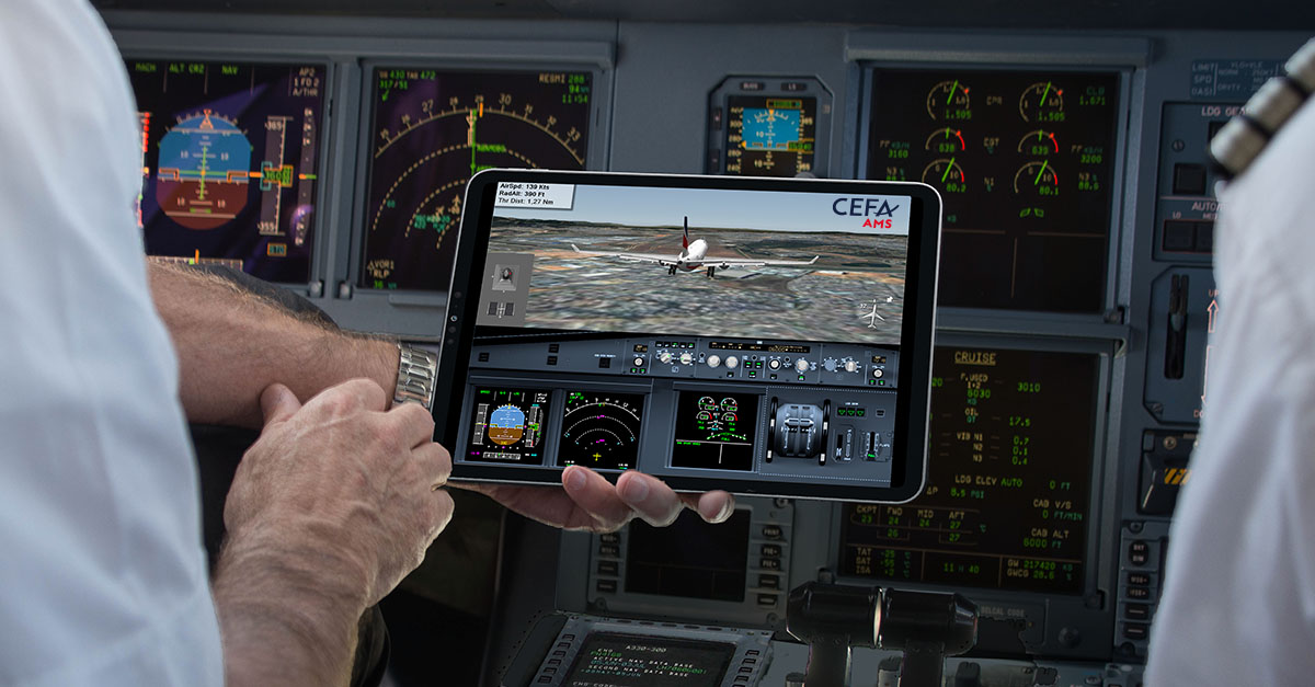 """FLIGHT DATA AND THE """"DIGITAL DATA GOLD AGE"""""""