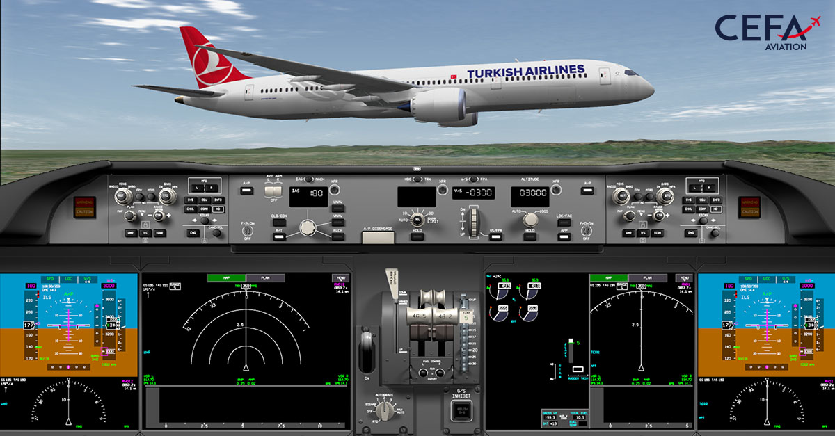 TURKISH AIRLINES SIGNS FLIGHT DATA ANIMATION PARTNERSHIP WITH CEFA AVIATION